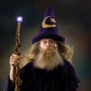 Archetyp: czarodziej